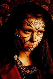 tribal face tattoo design ideas for female zestymag