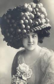hairstyles in the the 1900s 1900s womens fashion in the edwardian era vintage blog