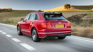 bentley bentley 2017 bentley bentayga suv review with price horsepower and photo