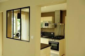 verriere interieur cuisine cuisine avec verrière d intérieure photo 5 6 verrière d