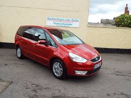 used ford galaxy mpv 2 0 tdci ghia 5dr in lincoln lincolnshire