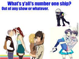 I Ship It Meme - so yeah who do you ship with who julia by daftlogic444 meme center