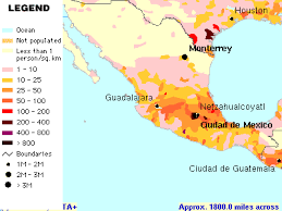 mexico map 1800 mexico europe x post from r mexico 1166x834 mapporn