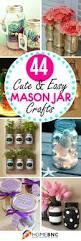 get creative with these 44 diy mason jar crafts mason jar crafts