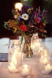 Mason Jars Wedding Centerpieces by Cheap Wedding Centerpieces Mason Jars Wedding Centerpieces