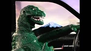 Meme Generator Velociraptor - godzilla training day blank template imgflip