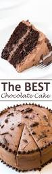 the best chocolate cake recipe chocolate buttercream frosting