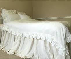 white ruffle duvet covers u2013 de arrest me