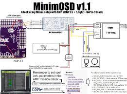 apm 2 5 minimosd v1 1 how to setup w gopro 3 b flite test