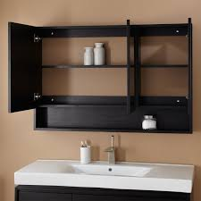 Bathroom Furniture Black 48