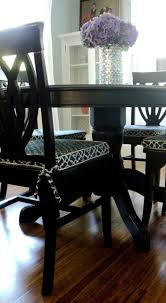 Diy Dining Room Chair Covers by Best 20 Dining Chair Cushions Ideas On Pinterest Kitchen Chair