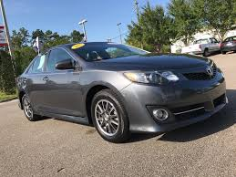 maintenance cost lexus vs camry certified pre owned 2013 toyota camry se 4dr car in tallahassee