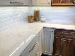inspirations bathroom modern kitchen with white quartz silestone