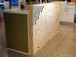 how to build a kitchen island custom kitchen island how to build