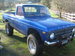 1976 ford courier 4x4 pickup for sale cottage grove or 3 800