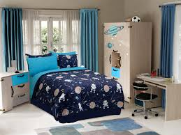 blue twin bedding aliens galaxy space bedding twin comforter set navy blue glow in