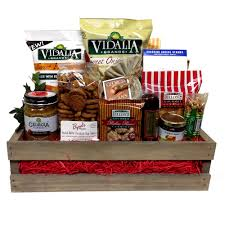 Christmas Cookie Gift Basket Southern Foods Gift Basket Georgia Christmas Gift