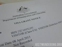 Letter Of Credit In Australia how to apply for an australian tourist visa a guide for