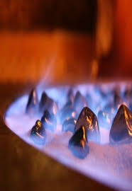 Propane Fire Pits With Glass Rocks by Best 20 Portable Propane Fire Pit Ideas On Pinterest Diy