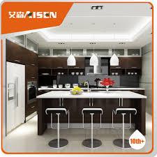 popular for canada market kitchen cabinet design modern kitchen