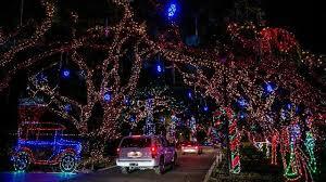 palm harbor christmas lights popular neighborhood light show returns after traffic concerns fox23