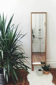 mid century mirror mid century modern standing mirror full length in bedford
