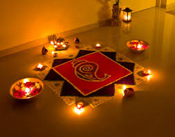 Ideas For Diwali Decoration At Home by Home Decorating Ideas For Diwali Walls N Roof Blog