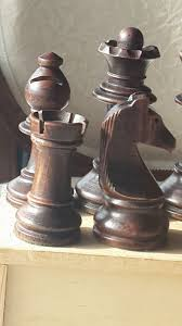 interesting chess sets peter marigold u0027s log chess set is made from a single branch