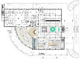 oregon convention center floor plan grand four wings convention hotel plan design lobbies and walls