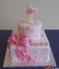 madi pink christening cake cmny cakes