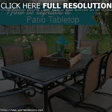 Patio Table Top Replacement Diy Patio Table Top Replacement Luxury Diy Glass Top Patio Table