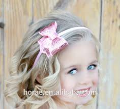 baby hair accessories sequin flower hair bow for handmade diy baby hair accessories