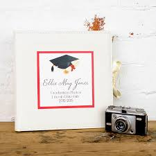 graduation photo album personalised graduation photo album by dreams to reality design