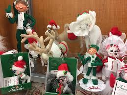 instead of knee hugger elves annalee dolls for my