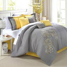 Yellow And Grey Bed Set Black And Yellow Bedding Batman Bed Set White Baby Sets