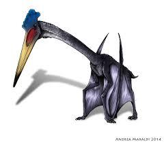 mammiferi volanti hatzegopteryx il pi禮 grande animale volante mai esistito