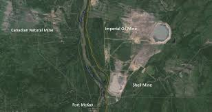 Map Of Fort Mcmurray A Visit To The Heart Of Canada U0027s Oil Sands Industry U2013 Fort