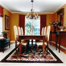 Cozy Dining Room by Dining Room Ideas With Comfortable Rug Dining Room Inspiration