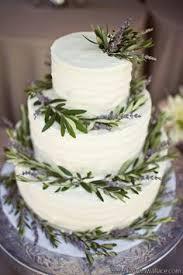 wedding cake lavender lavender and olive leaf wedding cake julie cahill photography