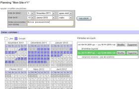 reservation chambre d hote gestion des réservations de votre planning en ligne gratuit