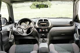 Toyota Rav4 Interior Dimensions 2003 Toyota Rav4 Overview Cars Com