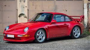 1995 porsche 911 turbo porsche 911 air cooled sold at auction for 6 3 million drivers