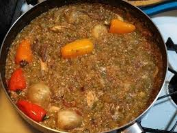 cuisine sauce ivoirienne sauce de gombo okra soup cuisine togolaise ivoirienne