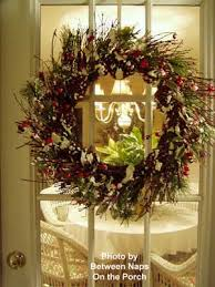 Christmas Decorations For Screened In Porch by Christmas Wreath Decorations Ideas For Your Home And Front Porch