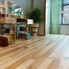 Natural Hickory Laminate Flooring 5