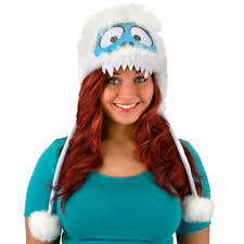 abominable snowman costume bumble abominable snowman hat i will this soon christmas