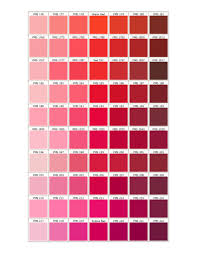 Pantone Color Pallete Pantone Matching System