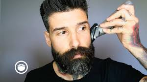 best beard length mm how to trim your beard at home youtube