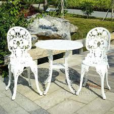 white round outdoor patio table white aluminum patio table white round aluminum patio table 4wfilm org