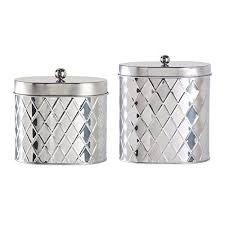 stainless steel canister sets kitchen 165 best home kitchen canisters images on kitchen